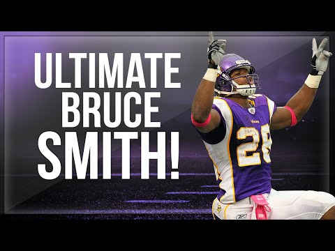 ULTIMATE LEGEND BRUCE SMITH DEBUT! - Madden 15 Ultimate Team - MUT 15