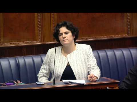 Question Time: Finance and Personnel Tuesday 13 October 2015