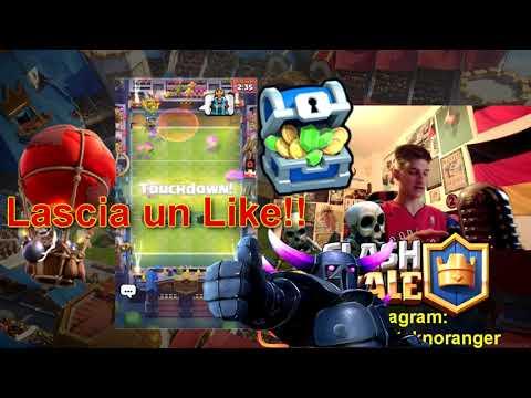 Clash Royale: HO VINTO!! Sfida elite TOUCHDOWN 2v2