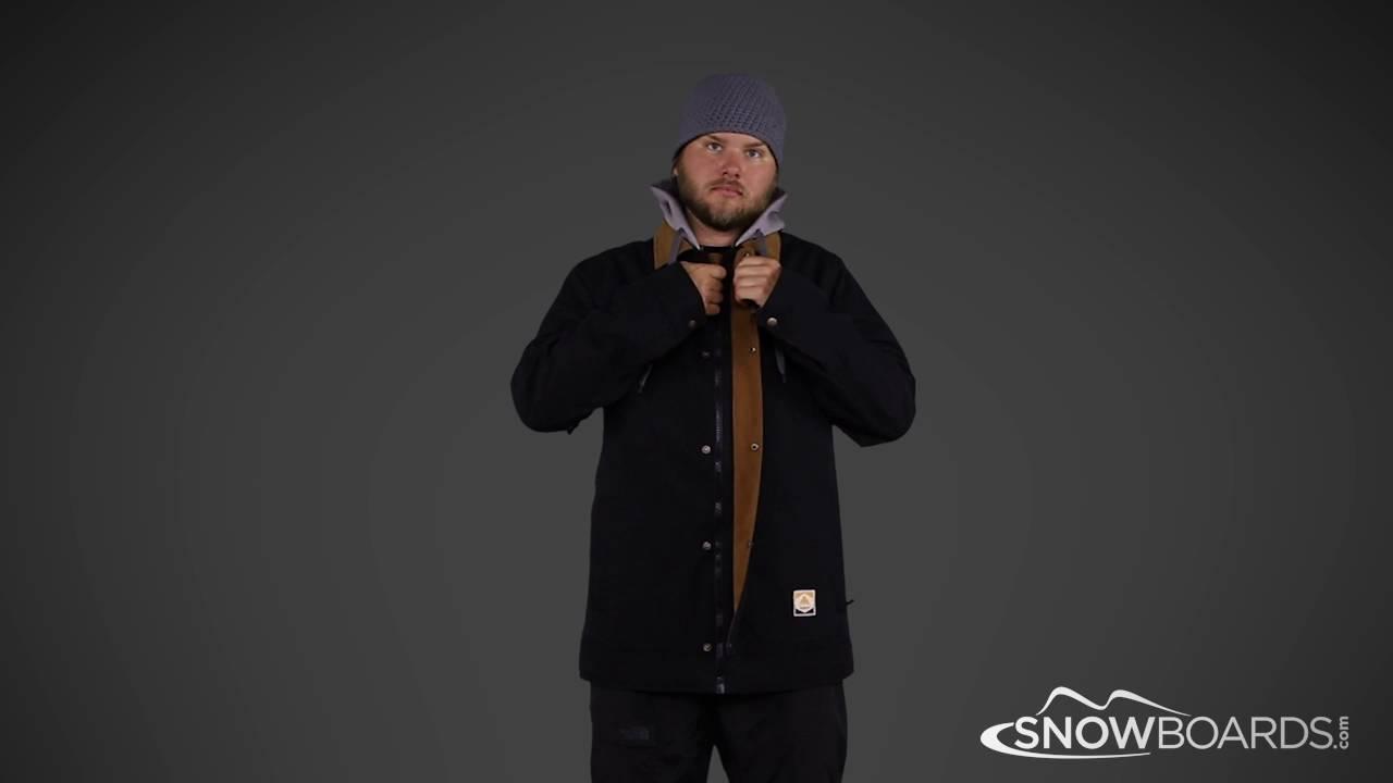 c0baa0a68d 2017 Burton Dunmore Mens Jacket Overview by SnowboardsDotCom