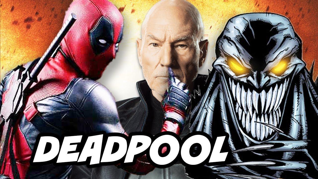 Download Legion Season 1 Shadow King Scene and Deadpool 2 Professor X Explained