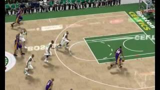 NBA 2K10 Kobe Bryant 360 Dunk