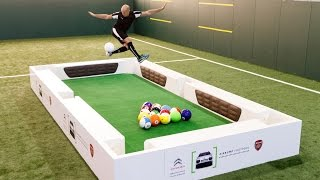 Airbump® Citroën Footpool | Amazing Skills