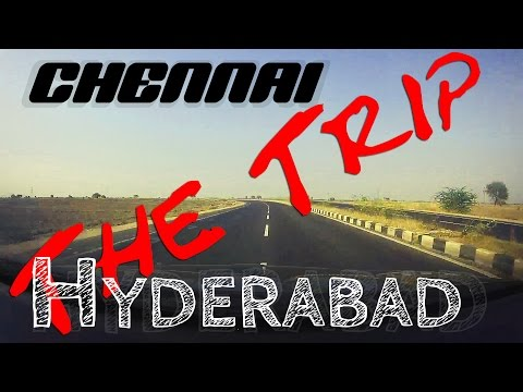 Chennai to Hyderabad | Time Lapse Touring | Motovlogger meetup | Skoda Octavia | India