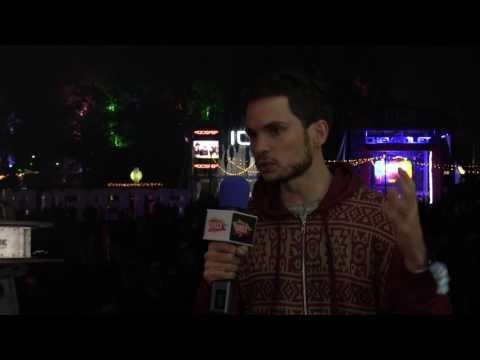 Entrevista con Chancha Vía Circuito en Estéreo Picnic 2017 | Shock