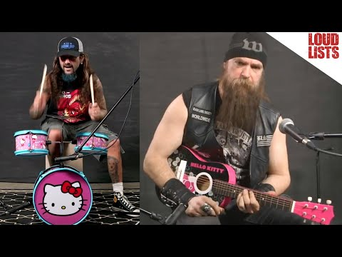 10 Epic HELLO KITTY Jam Sessions