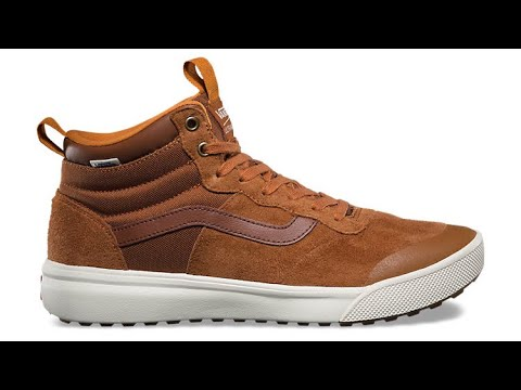 Shoe Review  Vans UltraRange Hi MTE (Glazed Ginger) - YouTube 7b5c2ca87