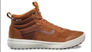 Shoe Review: Vans UltraRange Hi MTE (Glazed Ginger)