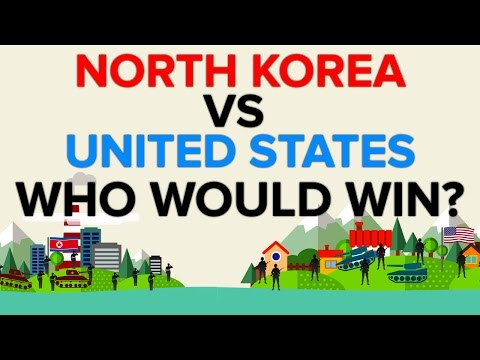 Thumbnail: North Korea vs The United States - Who Would Win The War?