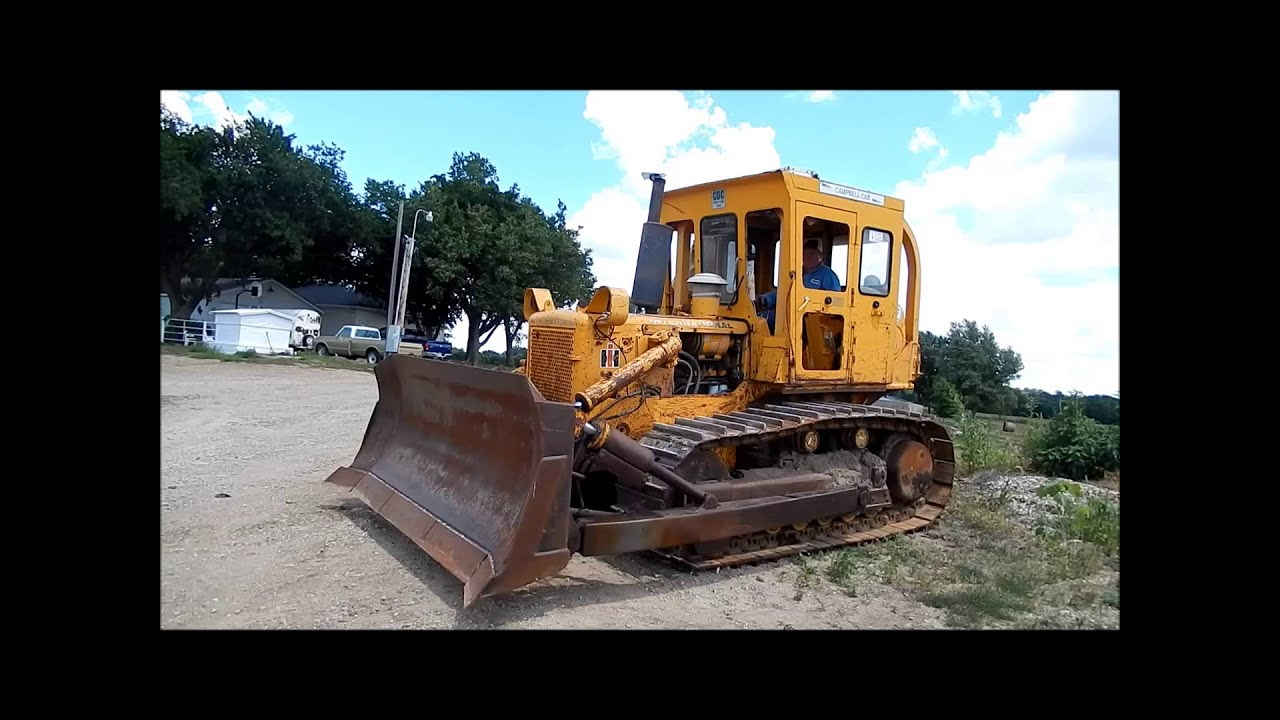 1976 International TD15C dozer for sale | sold at auction August 15, 2013