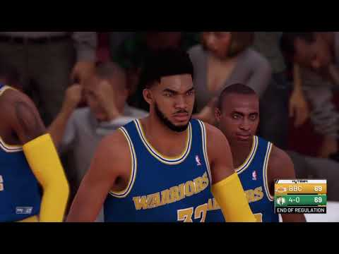 MUST-SEE! Unbelievable online game final minutes NBA 2K19 MyTeam Unlimited