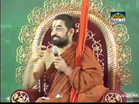 HH Sri Sri Sri Tridandi Srimannarayana Ramanuja Chinna Jeeyar Swami - Bhakthi Nivedana (MAA TV)