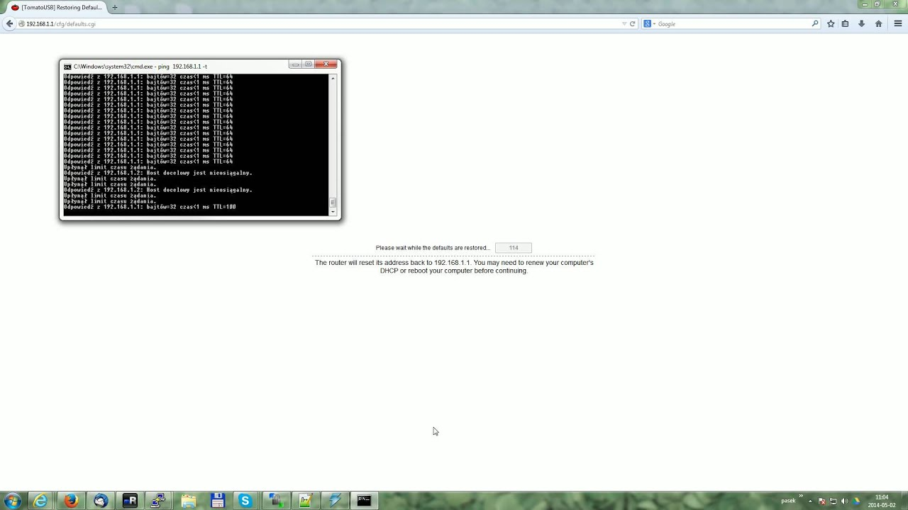 Netgear R7000 - How to install Tomato-ARM