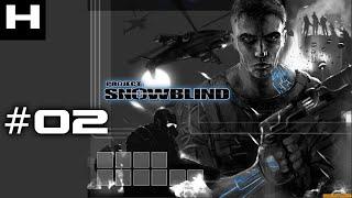 Project Snowblind Walkthrough Part 02 [PC]