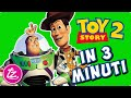 TOY STORY 2 | Raccontato in 3 Minuti - Film Disney Pixar
