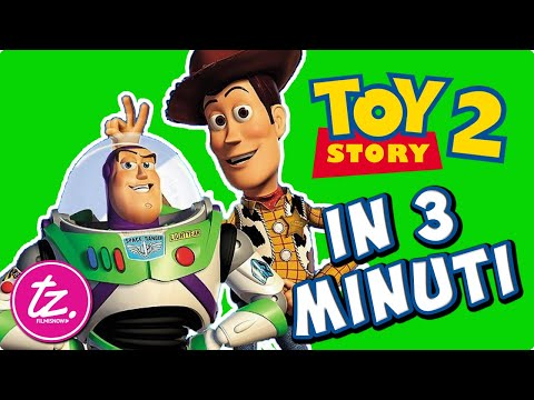 TOY STORY 2 | Raccontato in 3 Minuti - Film Disney Pixar