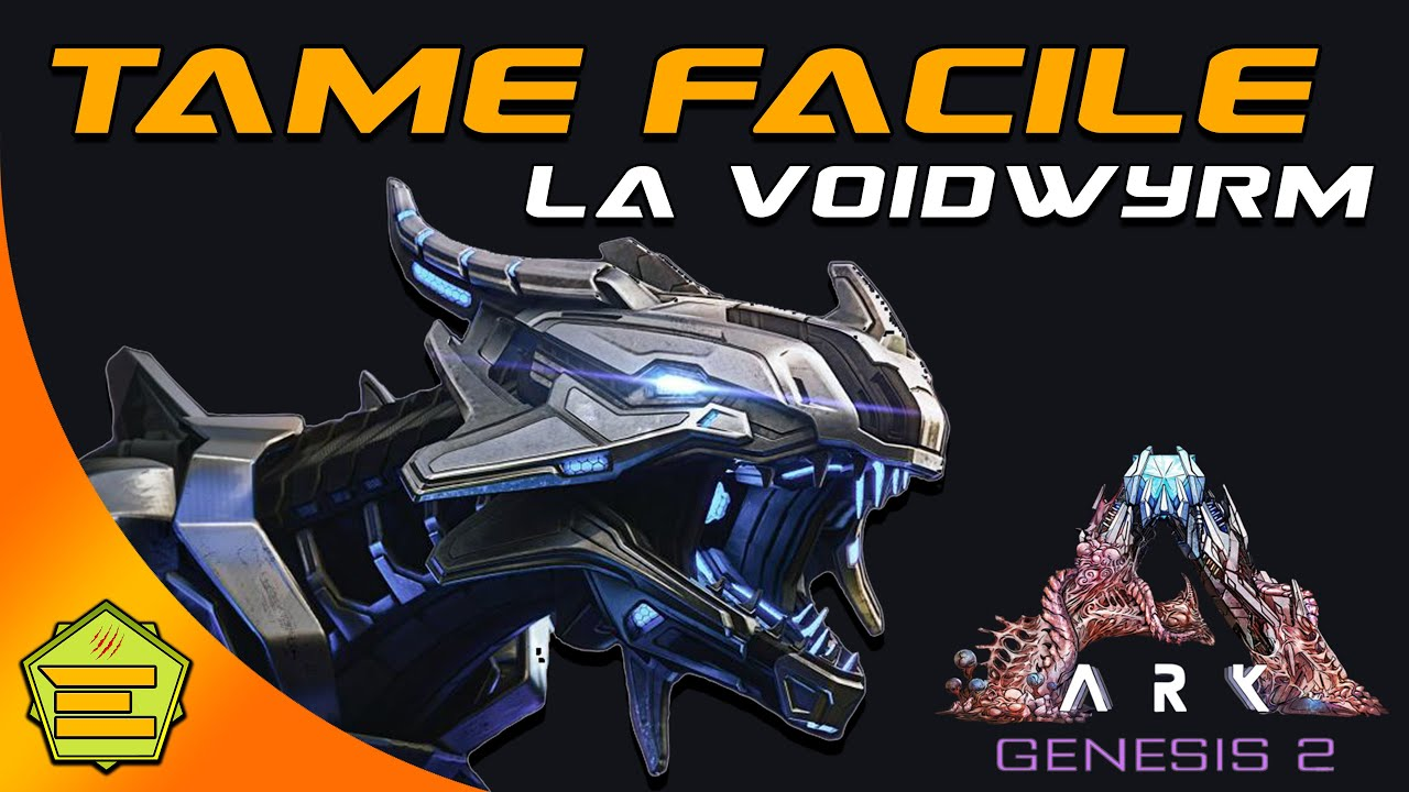 Voidwyrm Tame solo facile + guide complet - Genesis 2 ARK - PS/XBOX/PC #voidwyrm