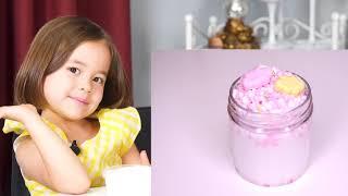 ПОВТОРЯЮ СЛАЙМЫ МАРИИ ОМГ/ Мой ПЕРВЫЙ РЕСТОК/ Видео Анютка малютка