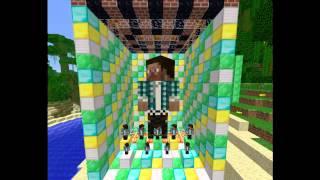 Клип я тебя бум бум бум (Minecraft)