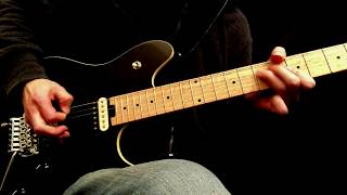 Big Fat Money   Van Halen   Intro Solo