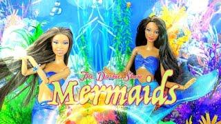 The Darbie Show: Mermaids - Barbie - Monster High - Ever After High - Disney Princess - 4K