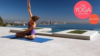 Beginner Strengthening Flow | The Yoga Solution With Tara Stiles