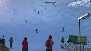 Зельден Австрия горнолыжный курорт
