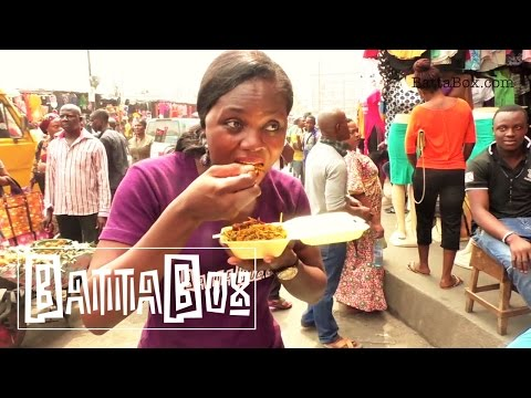 Yummy: Nigeria's Best STREET FOOD