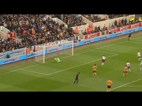 Wolves 2-3 Aston Villa (2011-12)