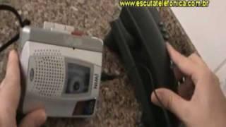 Escuta Telefonica - Fixo e celular