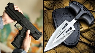 NEW SELF-DEFENSE GADGETS THAT WILL PROTECT YOU ALL THE TIME | Legal Gadgets for Girls and Woman