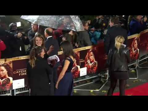 Catching Fire London Premiere Live Stream