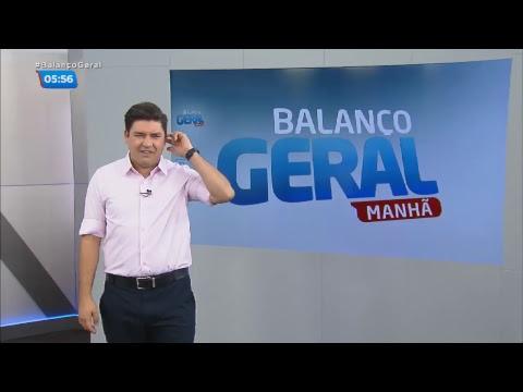 AO VIVO | Bruno Peruka comanda versão exclusiva do Balanço Geral