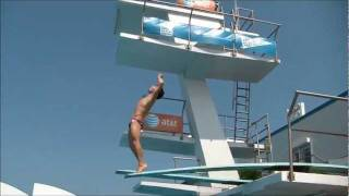 Diving 3m mens final Fort Lauderdale