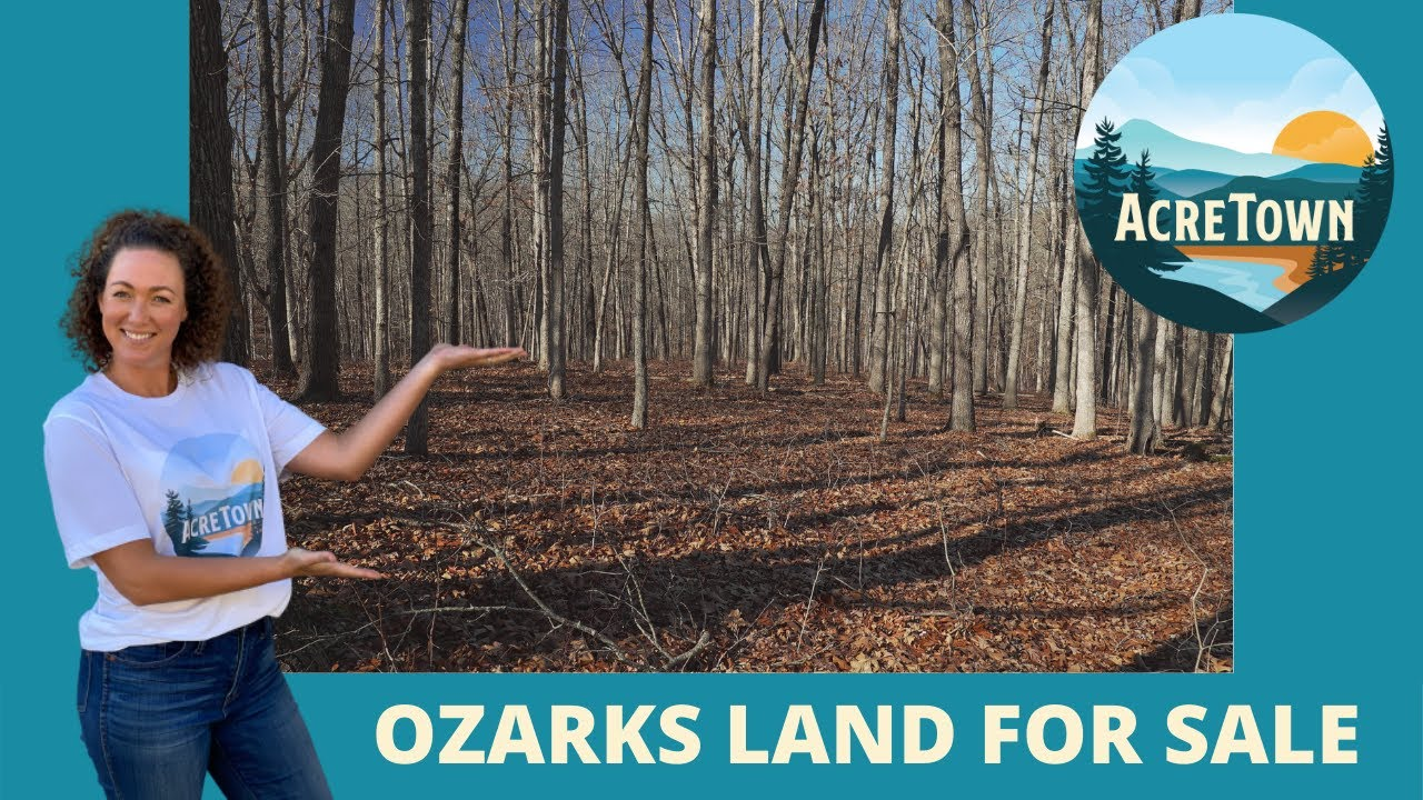 Cheap Hunting Land For Sale In Missouri | No Restrictions | Power + Road Access