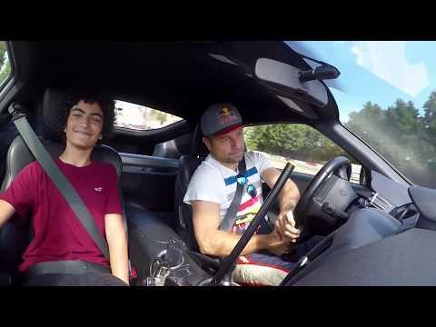Drifting With Abdo Feghali