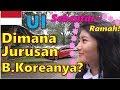 Orang Korea Kaget Lagi Lihat UNIVERSITAS INDONESIA