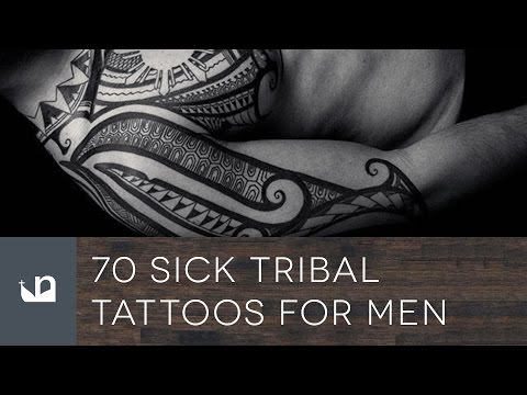 70 Sick Tribal Tattoos For Men