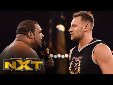 Keith Lee Vs. Kona Reeves: WWE NXT, Feb. 19, 2020