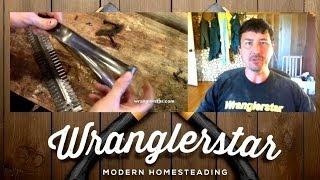 Timber Framing 17.0   Wranglerstar