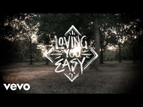 Zac Brown Band - Loving You Easy (Lyric Video)