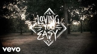 Zac Brown Band - Loving You Easy (Lyric Video)