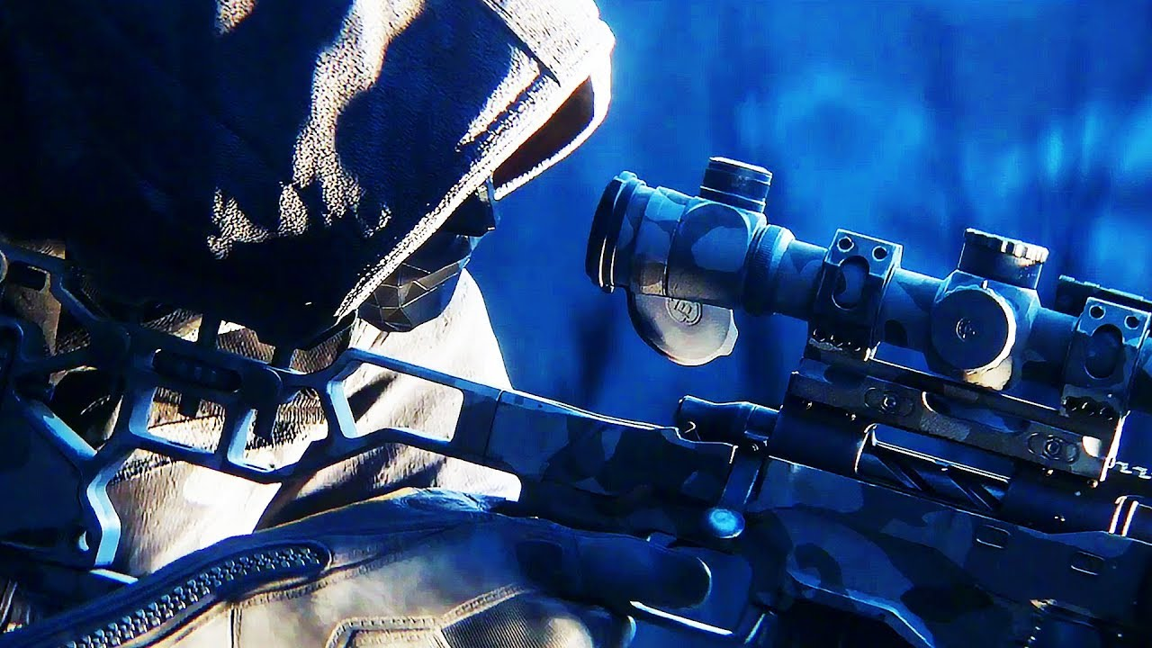 SNIPER GHOST WARRIOR CONTRACTS Trailer (2019) PS4 / Xbox One / PC
