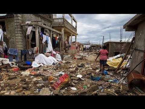 Haiti experiencing 'worst humanitarian crisis since 2010 earthquake' – UN report