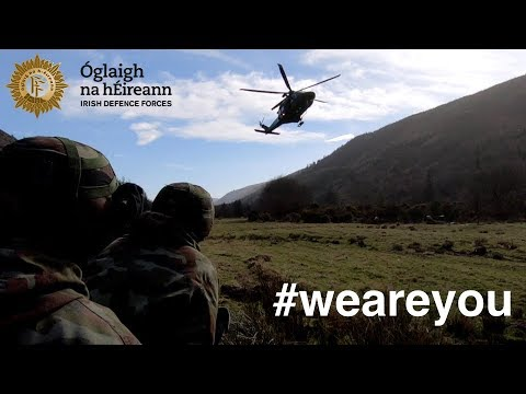 Defence Forces Careers