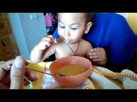 Супы в год ребенку