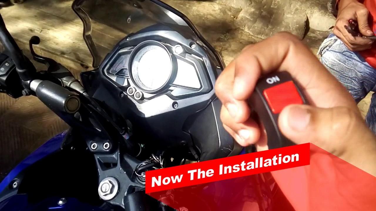 medium resolution of generic universal hazard or caution light for two wheelers