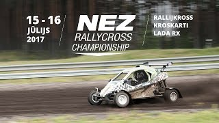 333 NEZ Rallycross 2017 - reklāma