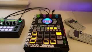 MF DOOM Inspired beat w/SP404