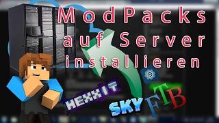 So installierst du Mods und Modpacks auf deinem Server! [1.7.10-1.11] Tutorial Deutsch